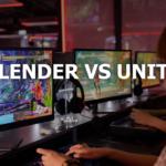 Blender VS Unity