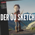 Blender ou SketchUp : le meilleur choix